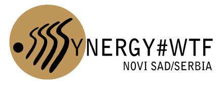 Synergy - World Theater Festival Logo