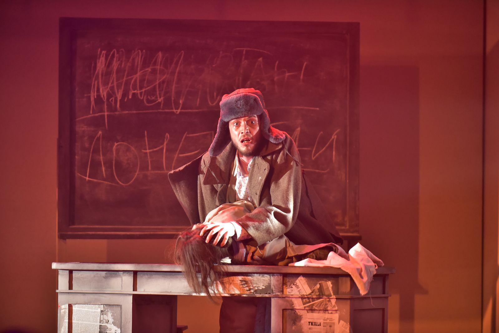 """MANKURT – VEČITI ROB, """"Maksim Gorki"""", Rusko dramsko pozorište iz Astane/Kazahstan"""