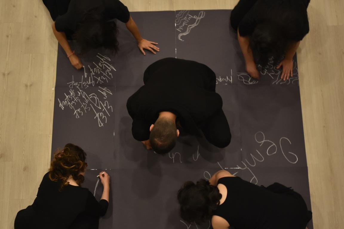 """""""Nađimo jedni druge, to je ono što nemamo"""", Hangardz pozorište, Istanbul/ Turska (premijera)"""