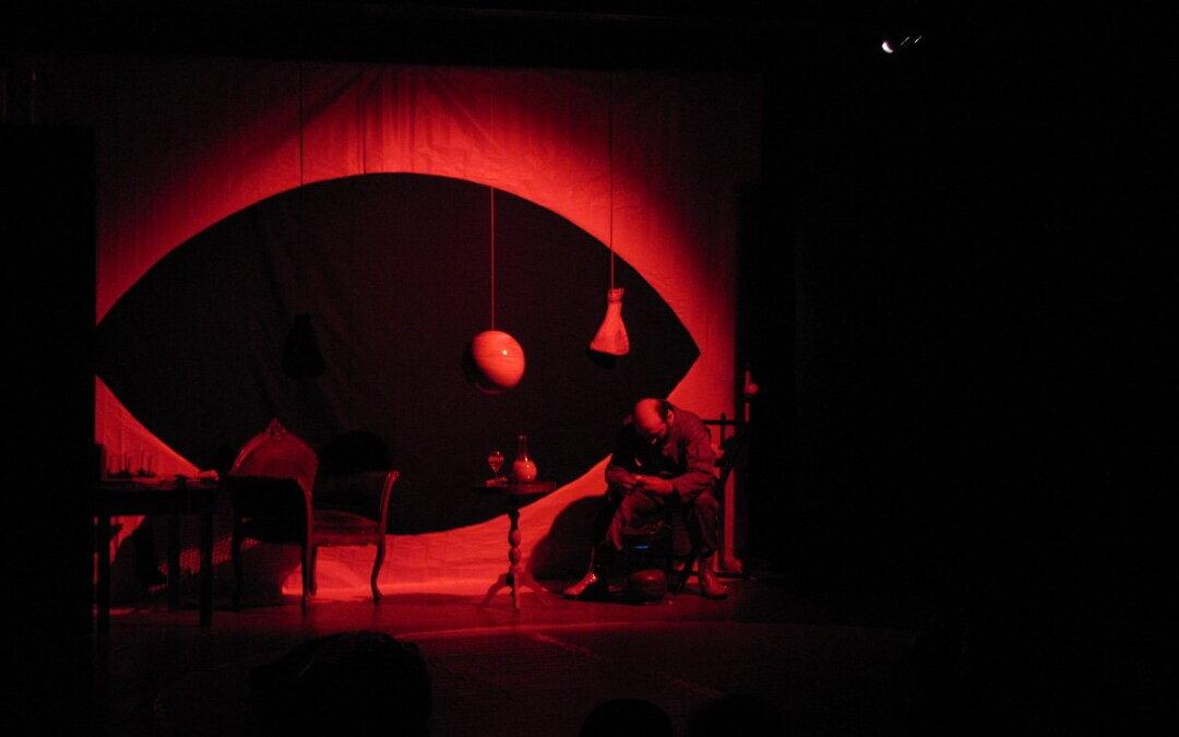 LITTLE BLACK FISH – Tabriz Kotal Theater (Iran)