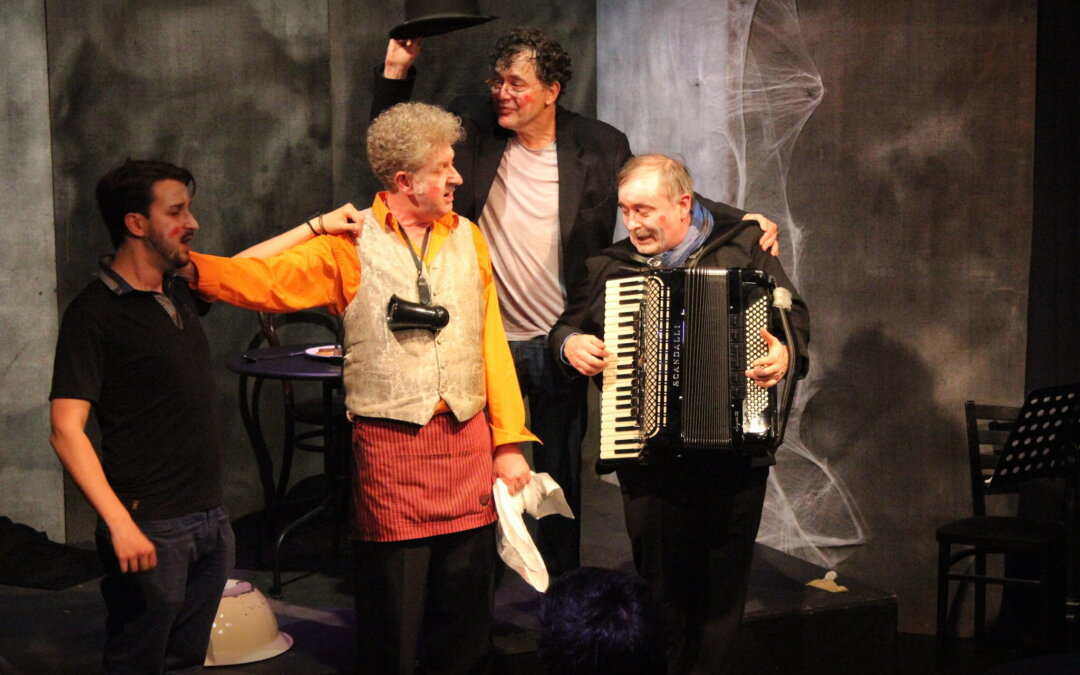 AUTOBIOGRAPHY – Serbian Theater in Hungary, Budapest